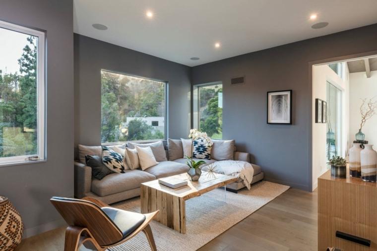 Colores para pintar una casa las tendencias que nos trarera en 2018 - Colores para pintar una entrada ...