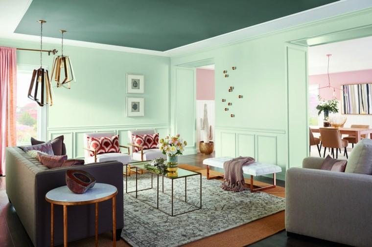 colores-para-pintar-una-casa-verde-claro-bello