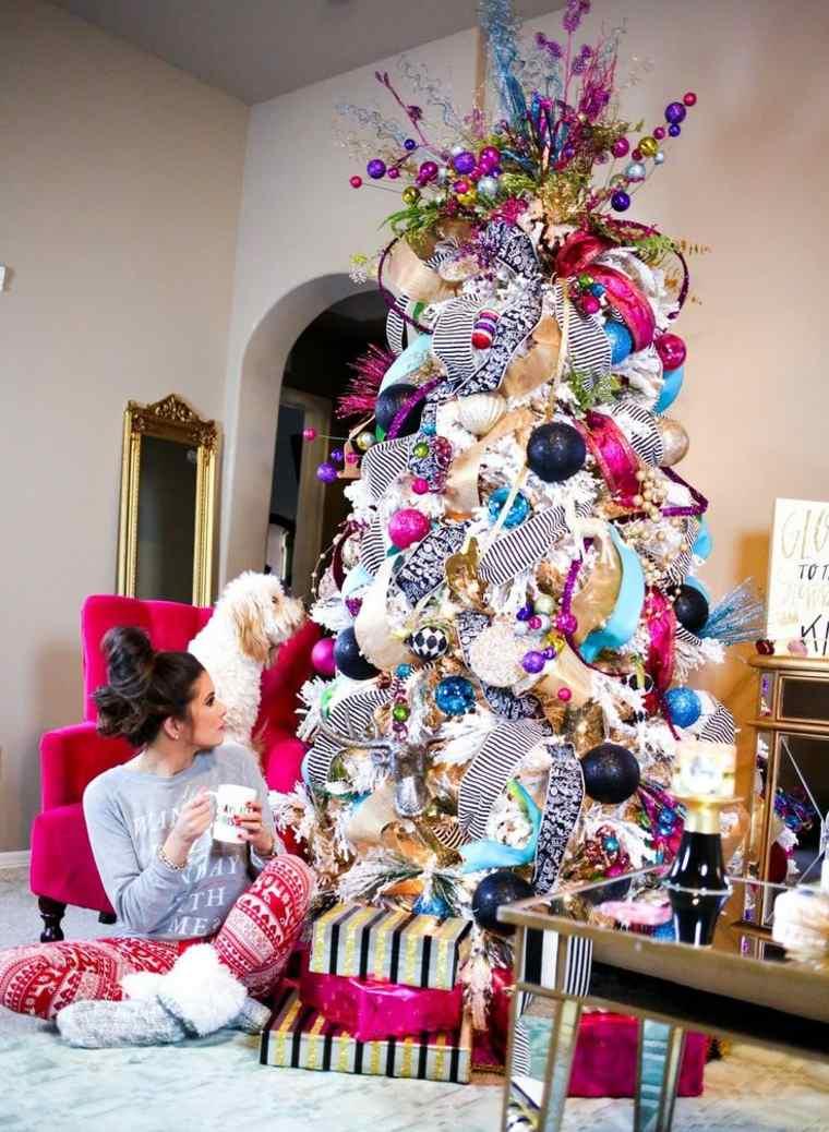 Cómo adornar un árbol de Navidad de manera creativa y diferente -