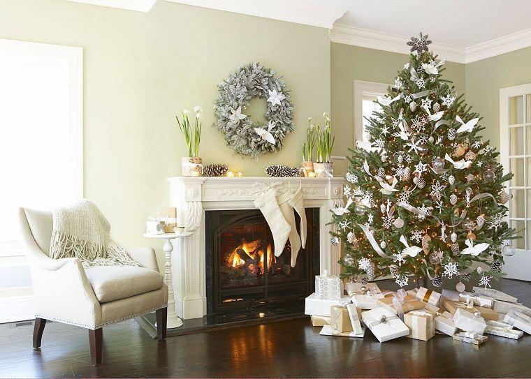 ideas para decorar un arbol de navidad