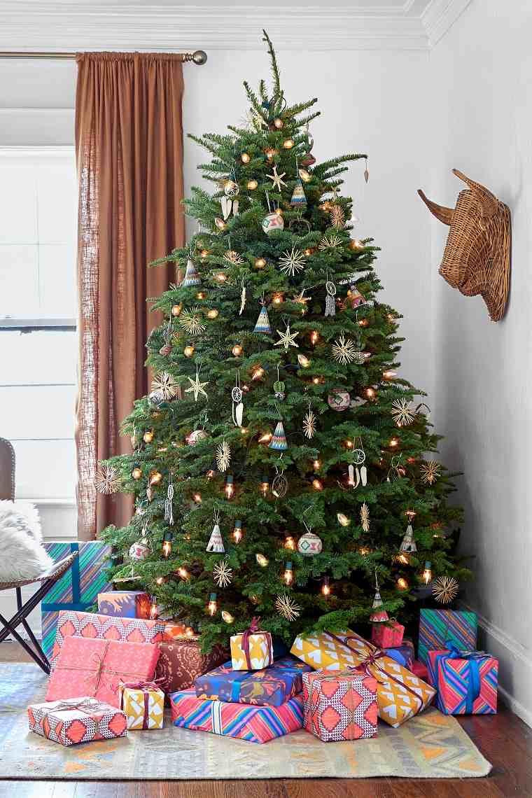 C mo decorar un rbol de navidad consejos creativos y - Como decorar un arbol de navidad ...