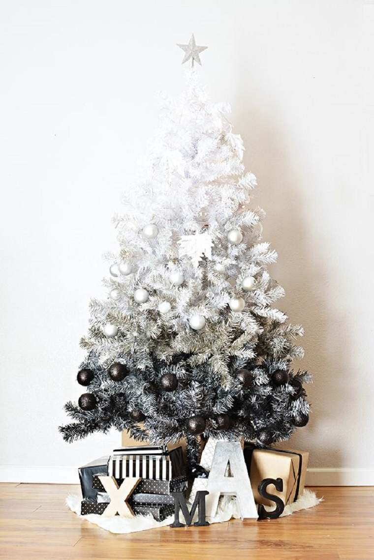cómo decorar un arbol de navidad