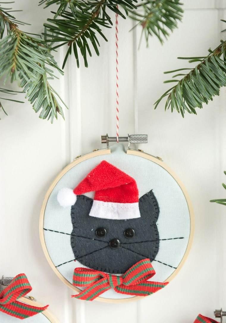 como-hacer-adonros-de-navidad-gato-negro