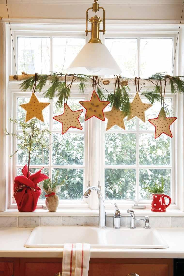 como-hacer-adornos-de-navidad-ventana-rama