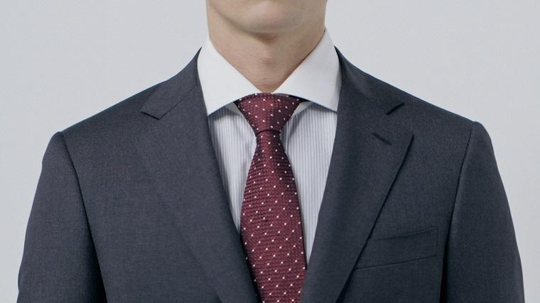 cómo hacer un nudo de corbata-opciones-windsor