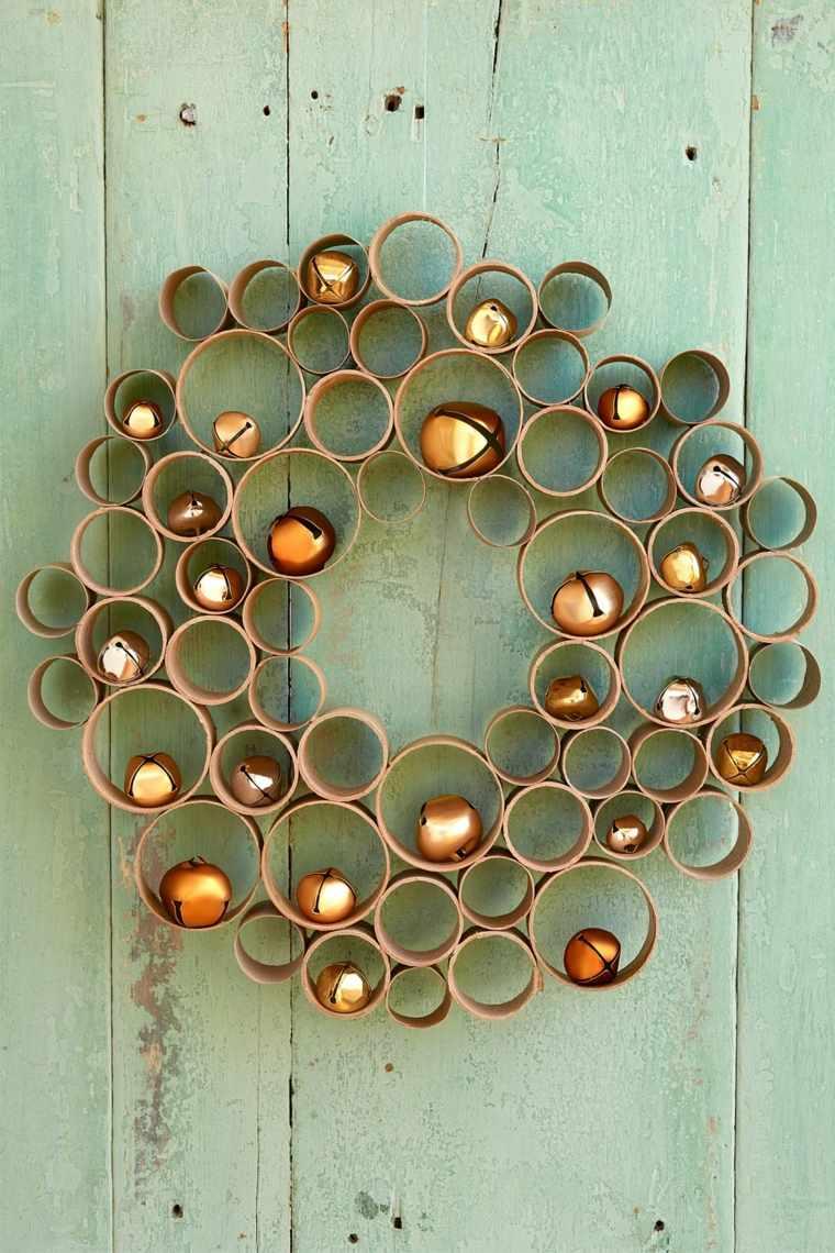 corona-puerta-navidad-decoracion-ideas