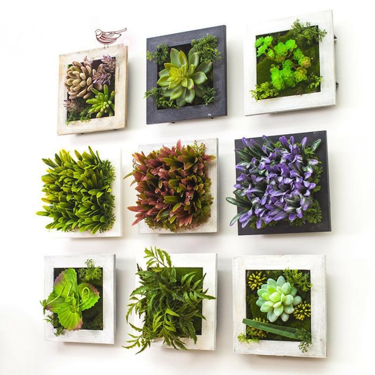 cómo cultivar un jardin vertical