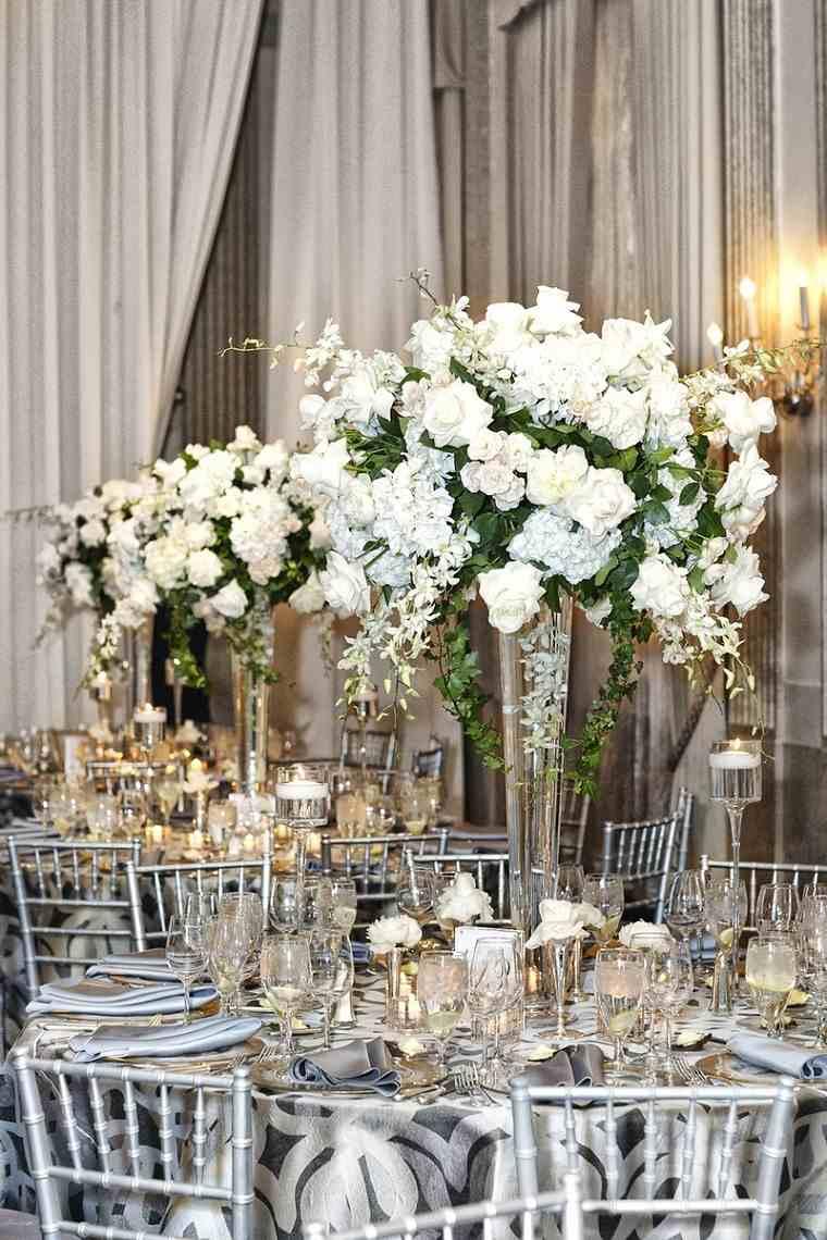 decoracion-bodas-vintage-modernas-detalles-plata