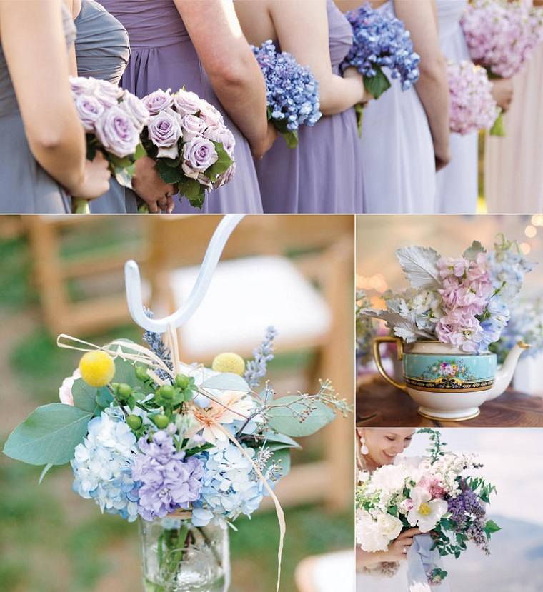 decoracion-bodas-vintage-modernas-rosa-purpura