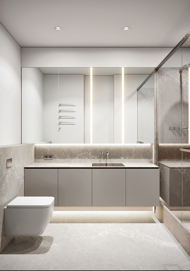 decoracion-minimalista-bano-ideas