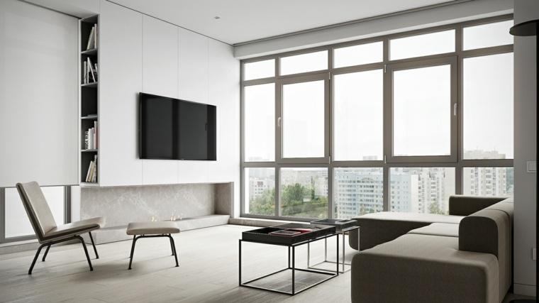 decoracion-minimalista-casaopciones-estilo-moderno