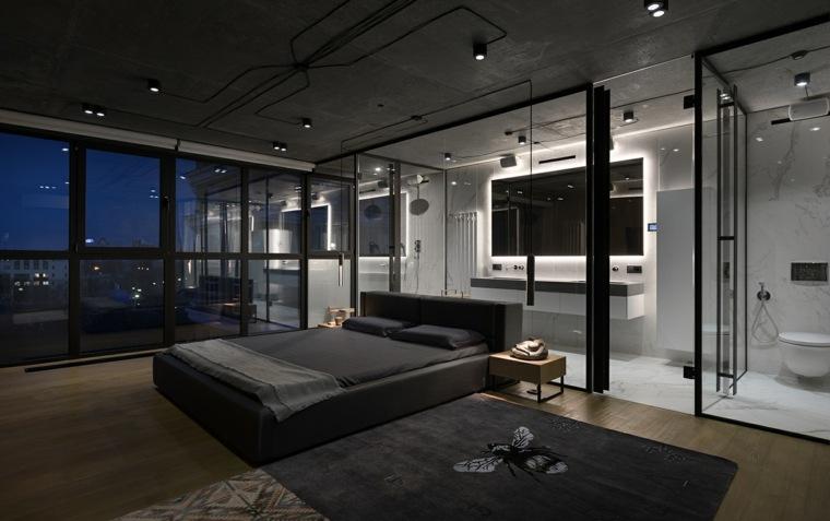 decoracion-minimalista-dormitorio-bano-opciones
