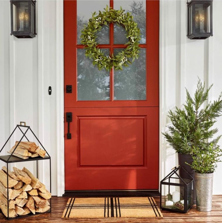 adornos navideños sencillos