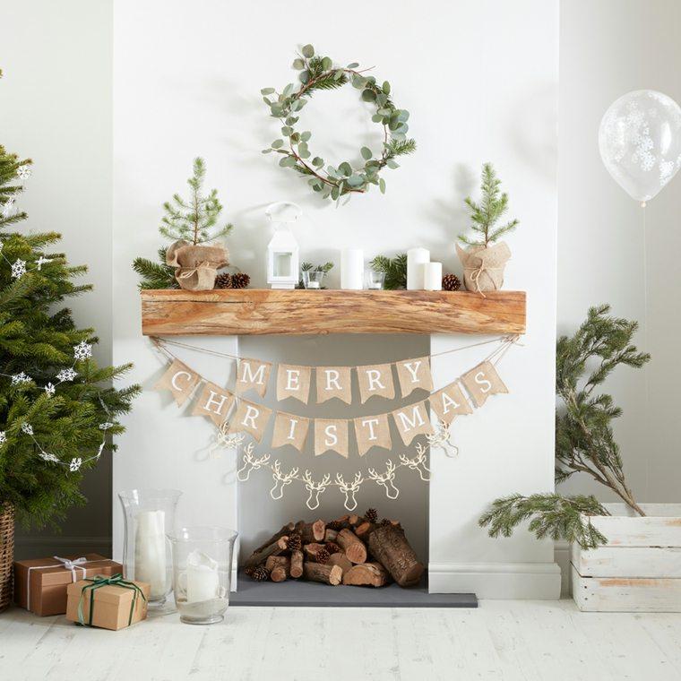 adornos de Navidad bonitos y sencillos