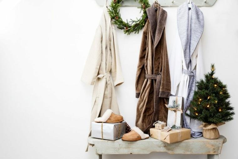 decoración navideña original casa-acogedora