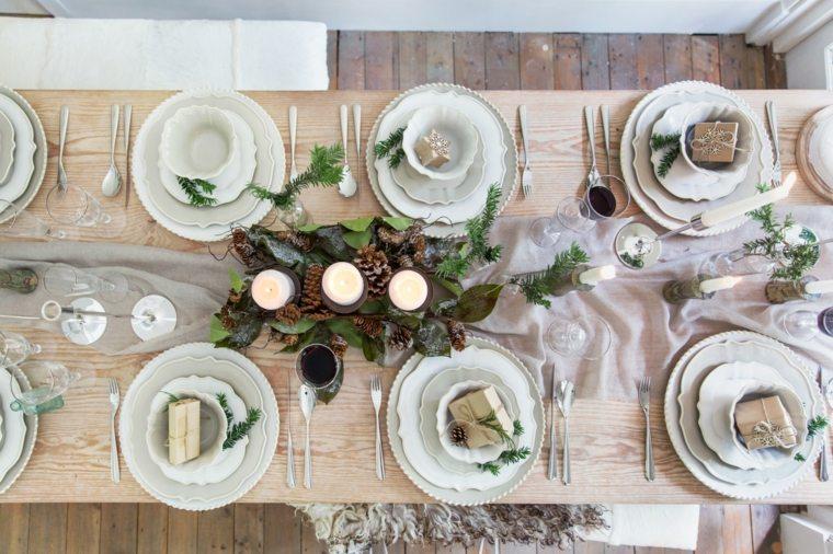 decoracion-navidena-original-comedor-mesa