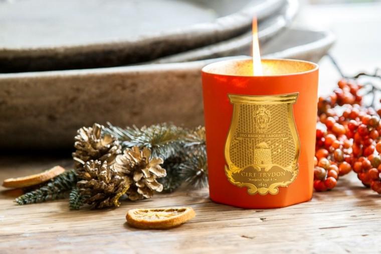 decoración navideña original-ideas-velas