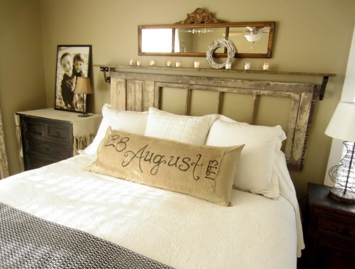 decoracion vintage barata dormitorio