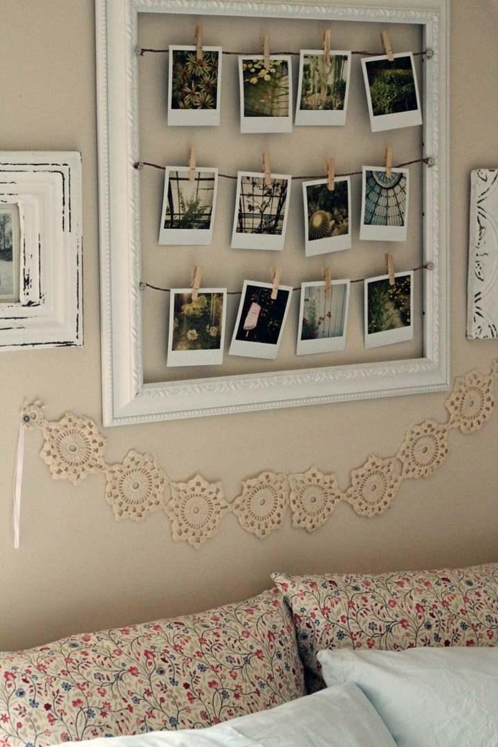 decoracion vintage barata con detalles sencillos y efectivos