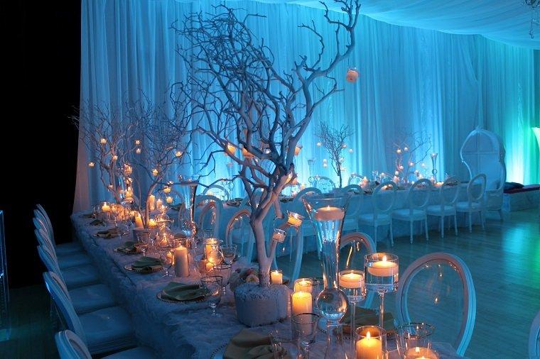 decoración bodas vintage decorar-boda-blanco-opciones-estilo
