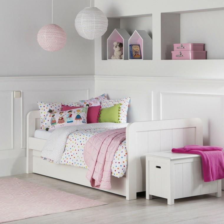 detalles camas especiales rosa