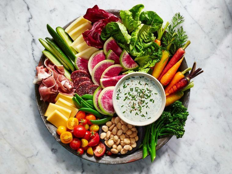 estupendas verduras