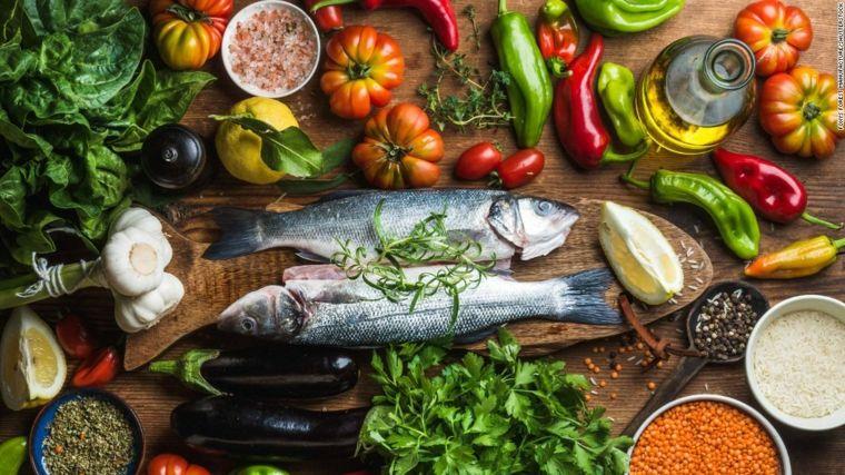 ventajas de la dieta mediterránea