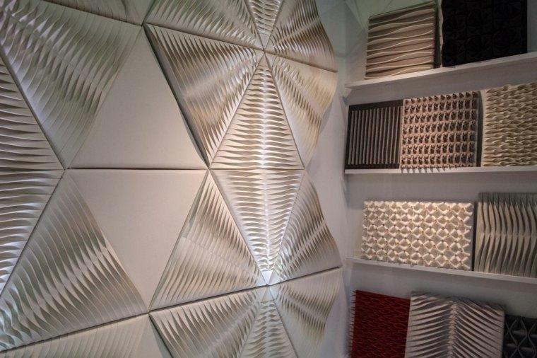 diferentes conceptos paredes decoradas