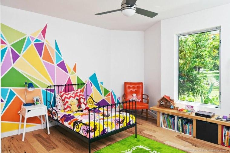 dormitorio infantil entretenido moderno