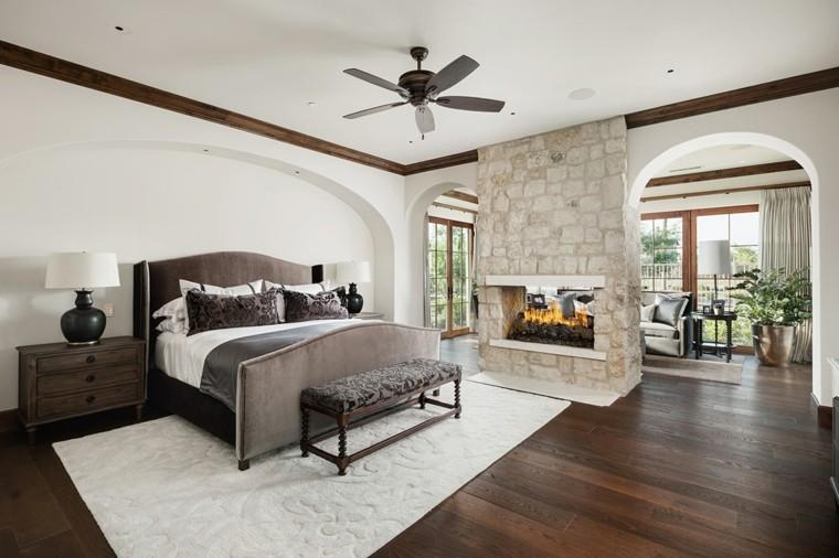 dormitorios-con-chimeneas-modernas-estilo-piedras-diseno