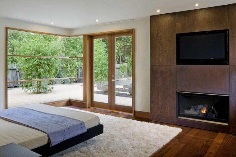 dormitorios-con-chimeneas-modernas-lena