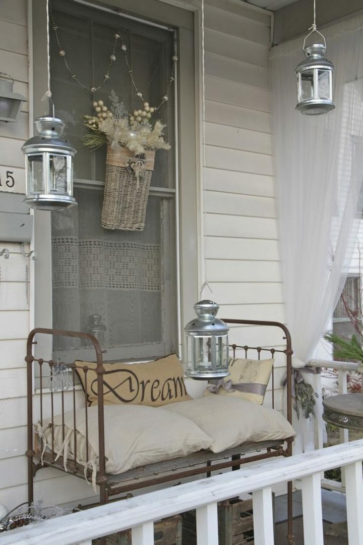 efecto exteriores decorados salones