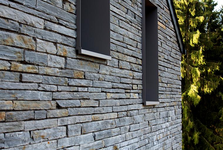 casas de piedra natural