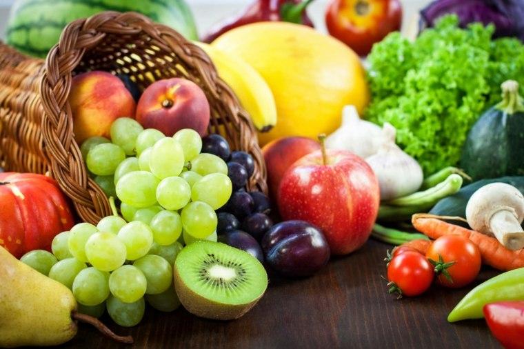 frutas mediterráneas