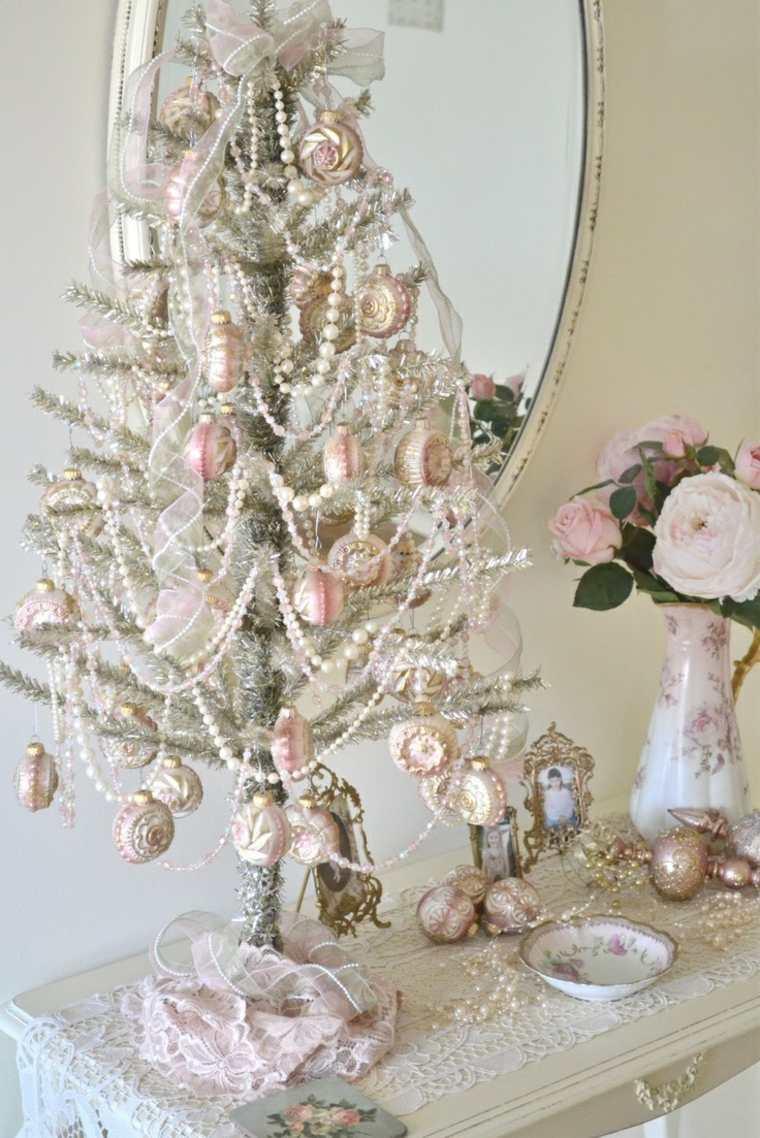 colores de moda para árboles de Navidad