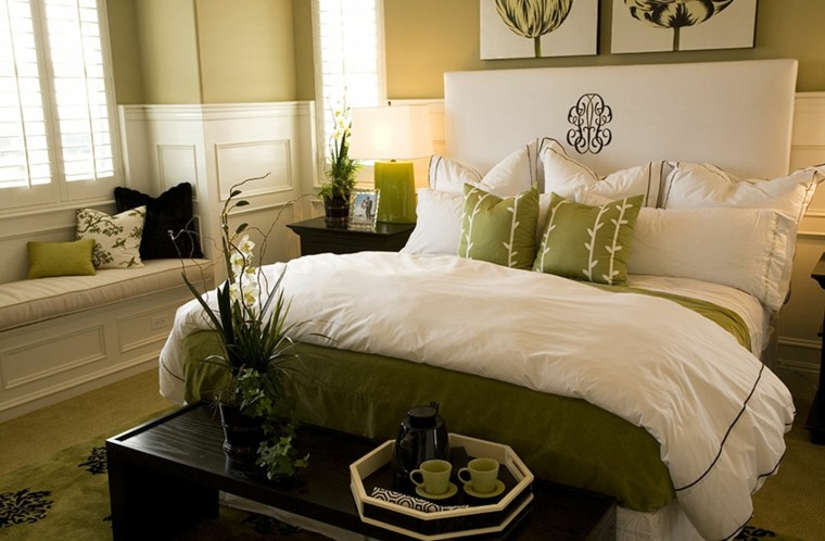 feng shui cama-dormitorio-decoracion-original-