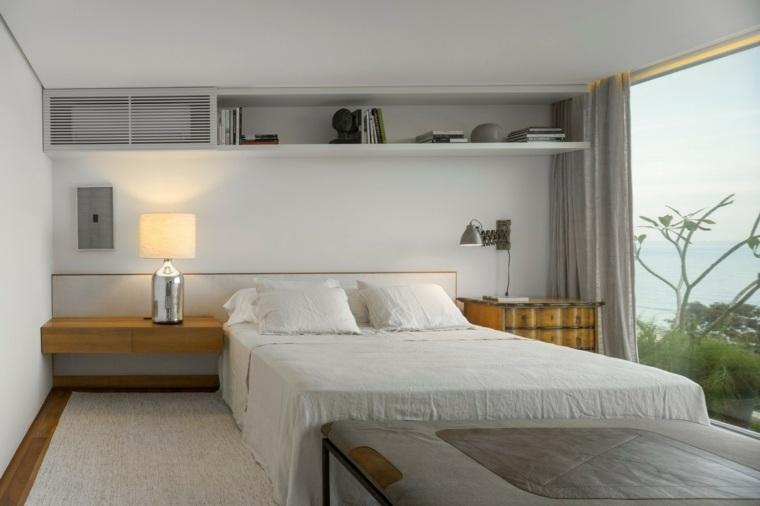 feng shui cama-dormitorio-ideas-espacios-pequenos