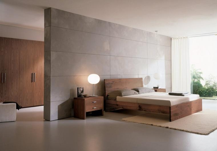 feng-shui-cama-madera-opciones-espacios-luminosos