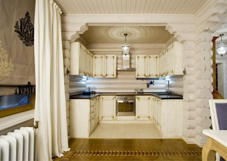 fotos-de-cocinas-rusticas-diseno-pared-vigas