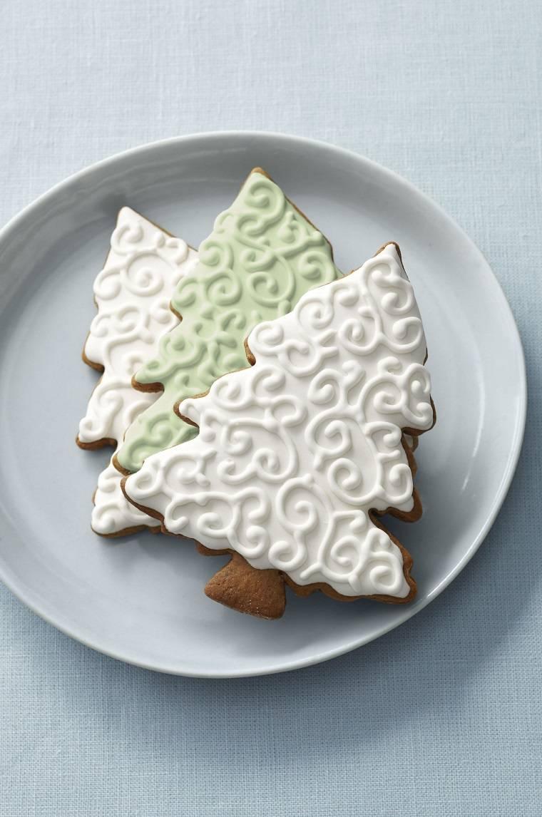 galletas-navidad-opciones-forma-arbol-navidad