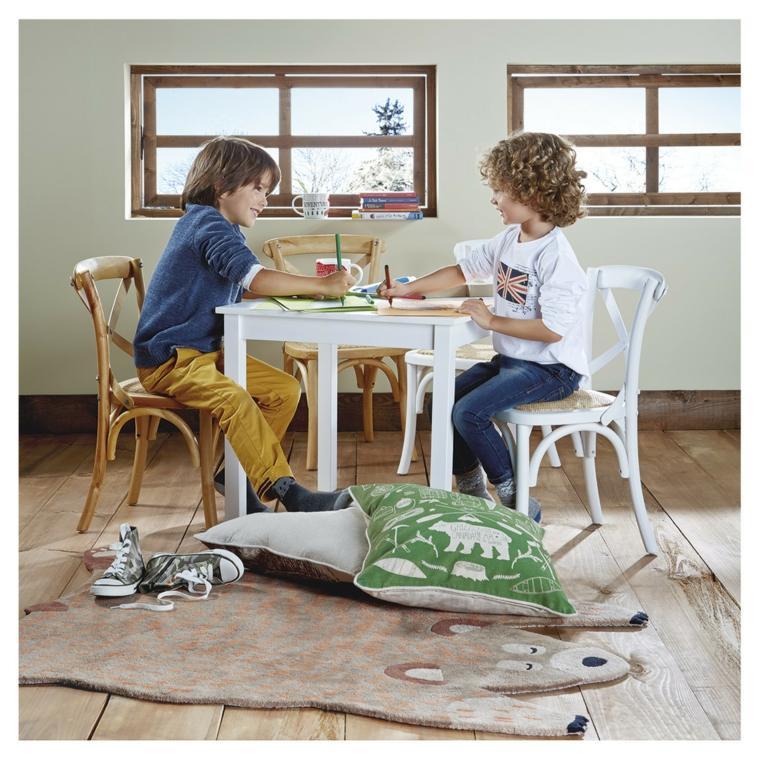 habitaciones infantiles ideas sillas