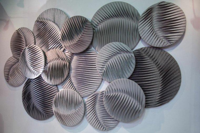 ideas circulares tejidos cortados