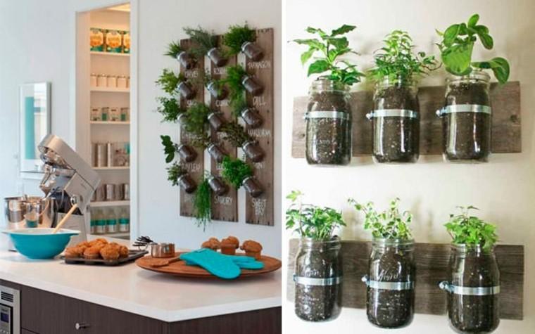 consejos para hacer un jardín vertical