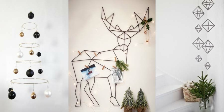 ideas de decoración para estas navidades