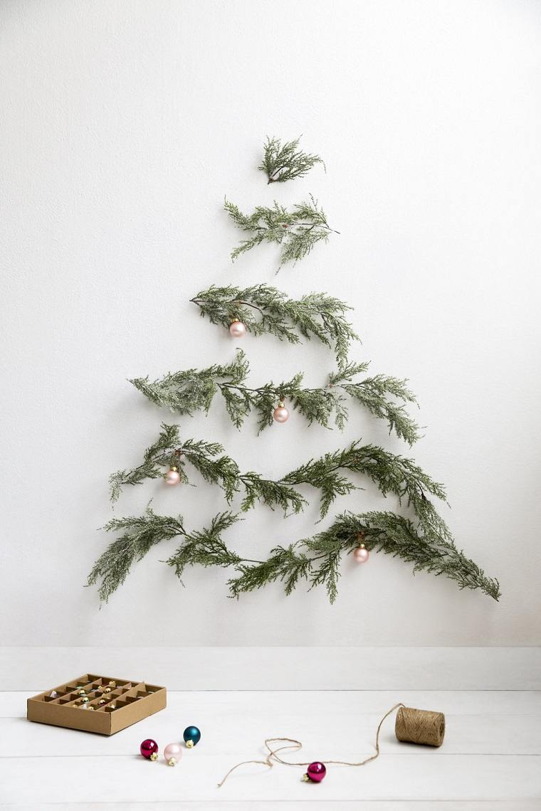 ideas-para-navidad-decoracion-pared