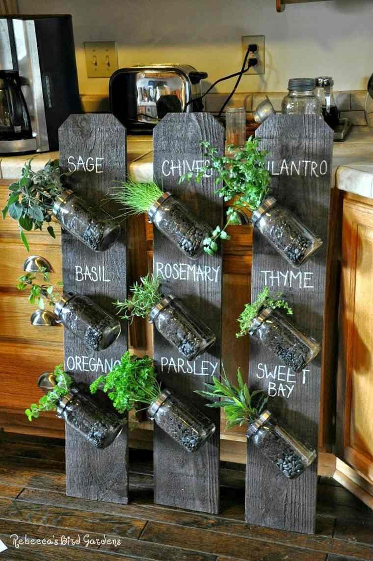 cómo hacer estupendos jardines verticales