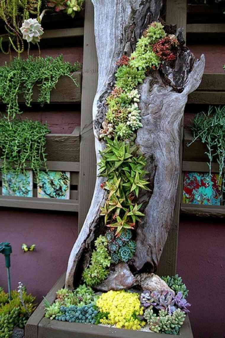 hacer bonitos jardines verticales