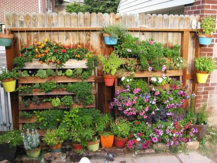 diseños de jardines verticales