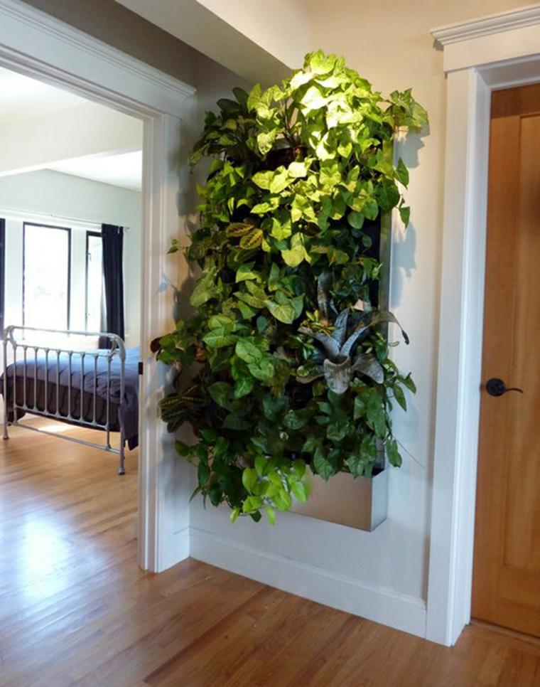 originales diseños de jardines verticales