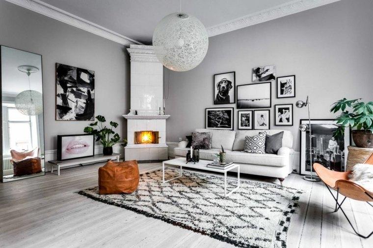 Interiores De Salas De Estar De Estilo Escandinavo Ideas